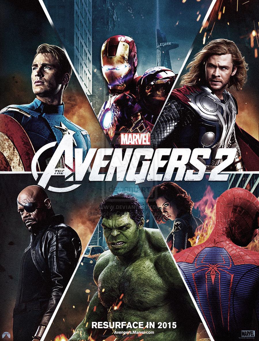 ไทยMaster มาแล้ว] Avengers 2 (2015) : มหาศึกอัลตรอนถล่มโลก/1080p ...